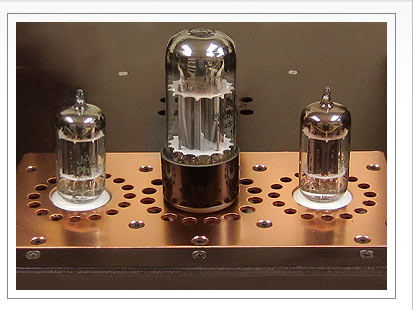 SET 300B Valve Amplifier
