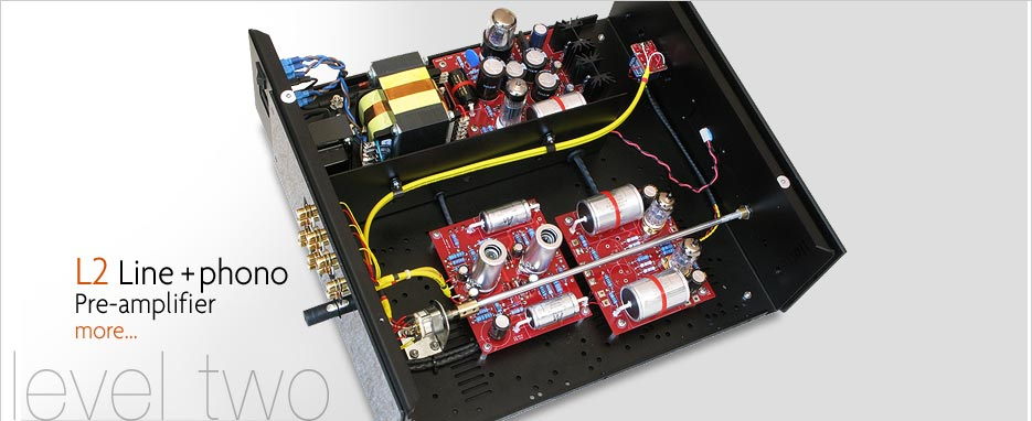 Audio Note L2 Pre Amplifier & Phono