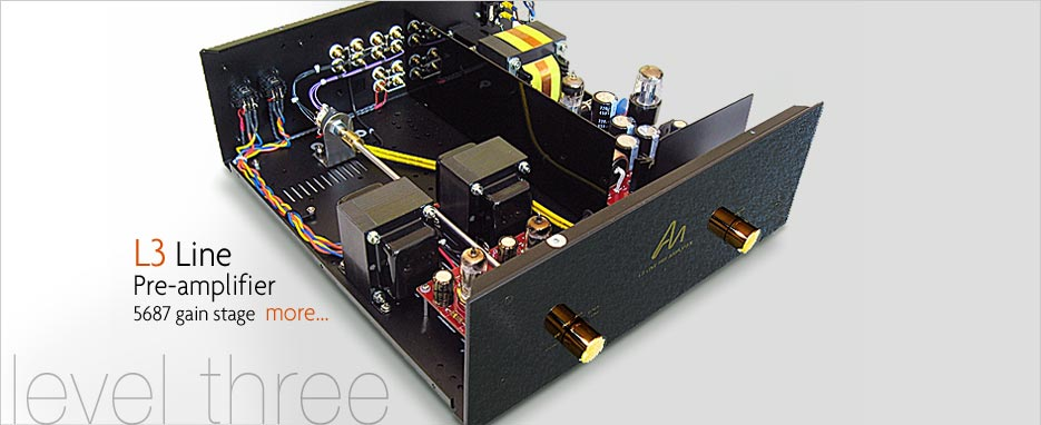 Audio Note L3 Pre Amplifier