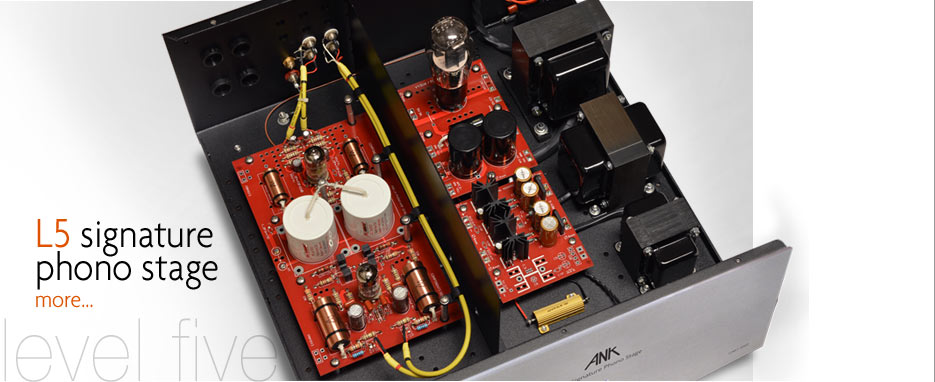 Audio Note L3 Phono